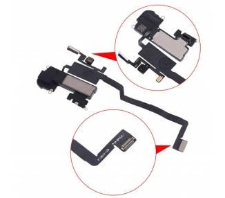 Flex Auricular para Iphone X Altavoz Superior, Sensor Proximidad y Microfono ARREGLATELO - 1