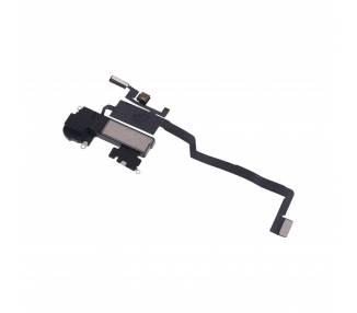 Flex Auricular para Iphone X Altavoz Superior, Sensor Proximidad y Microfono ARREGLATELO - 2