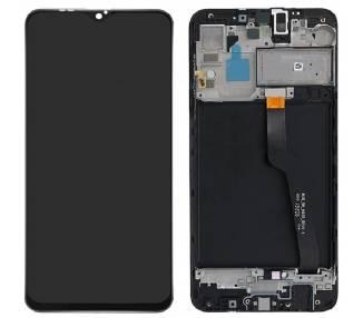 Pantalla Completa para Samsung Galaxy M10 M105F OLED Con Marco Negro ARREGLATELO - 2