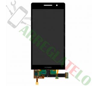 Pełny ekran dla Huawei Ascend P6 Black Black