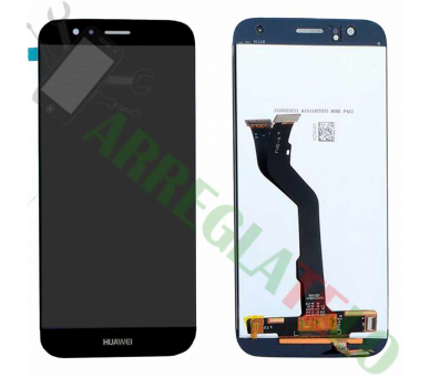 Pantalla Completa para Huawei Ascend G8 Negro Negra ULTRA+ - 2