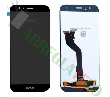 Vollbild für Huawei Ascend G8 Black Black ARREGLATELO - 2
