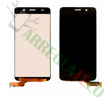 Display For Huawei Ascend Y635 | Color Black | ULTRA+ - 2