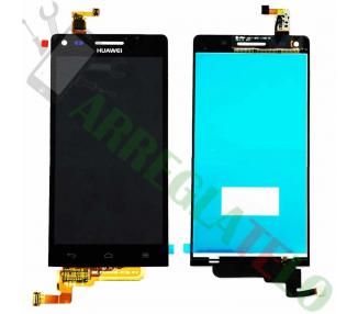 Pantalla Completa para Huawei Ascend G6 Negro Negra ARREGLATELO - 2