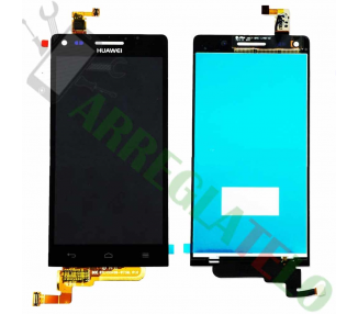 Pełny ekran dla Huawei Ascend G6 Black Black