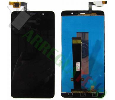 Vollbild für Xiaomi Redmi Note 3 Black Black ARREGLATELO - 2