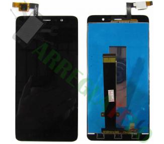 Pełny ekran dla Xiaomi Redmi Note 3 Black Black