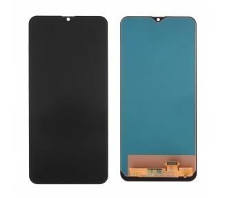 Pantalla Completa Para Samsung Galaxy A20 A205FN SM-A205FN Negra ARREGLATELO - 2