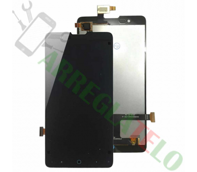 Display For ZTE Blade L3 Plus | Color Black |   ULTRA+ - 2