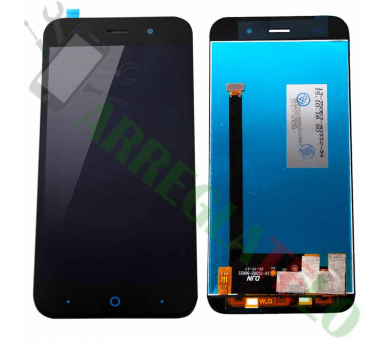 Display For ZTE Blade V6 | Color Black |   ULTRA+ - 2