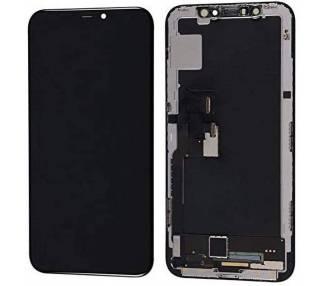 Display for iPhone X, Color Black, TFT ARREGLATELO - 1
