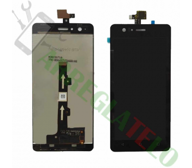 Display For BQ Aquaris M5 | Color Black |   ULTRA+ - 2
