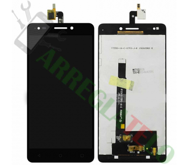 Display For BQ Aquaris M5.5 | Color Black |   ULTRA+ - 2