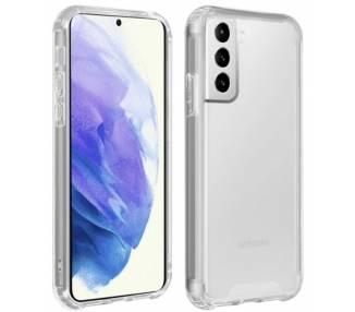 Funda Transparente para Samsung Galaxy S21 Plus Antigolpe Premium ARREGLATELO - 1