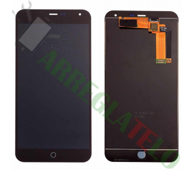 Display For Meizu M1 Note | Color Black | ULTRA+ - 2