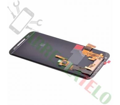 Schermo intero per Motorola Moto X2 XT1092 XT1095 XT1096 Nero Nero ARREGLATELO - 3