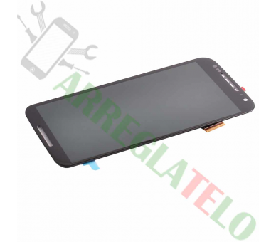 Display For Motorola Moto X2 | Color Black |   ULTRA+ - 2