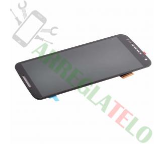 Pełny ekran dla Motorola Moto X2 XT1092 XT1095 XT1096 Czarny Czarny