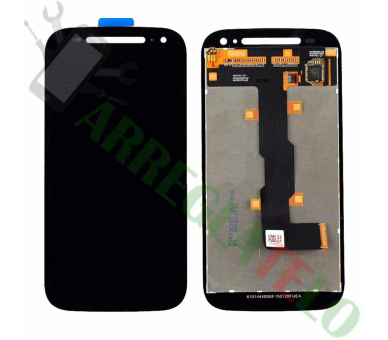 Display For Motorola Moto E2 | Color Black | ULTRA+ - 2