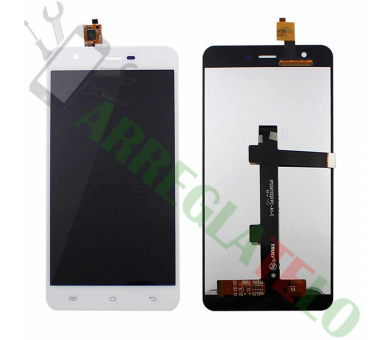 Display For Jiayu S3 | Color White |   ULTRA+ - 2