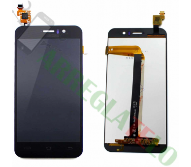 Display For Jiayu G5 | Color Black | ULTRA+ - 2