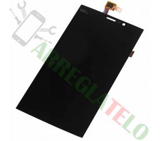 Pełny ekran dla Wiko Ridge Fab 4G Black Black
