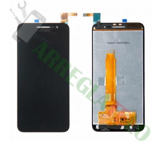 Display For Vodafone Smart Prime 6, Color Black