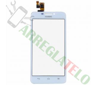 Touch Digitizer Vetro per Huawei Ascend G630 Bianco Huawei - 1