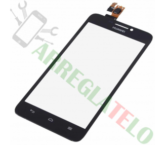 Vitre Ecran Tactile pour Huawei Ascend G630 Noir Huawei - 1