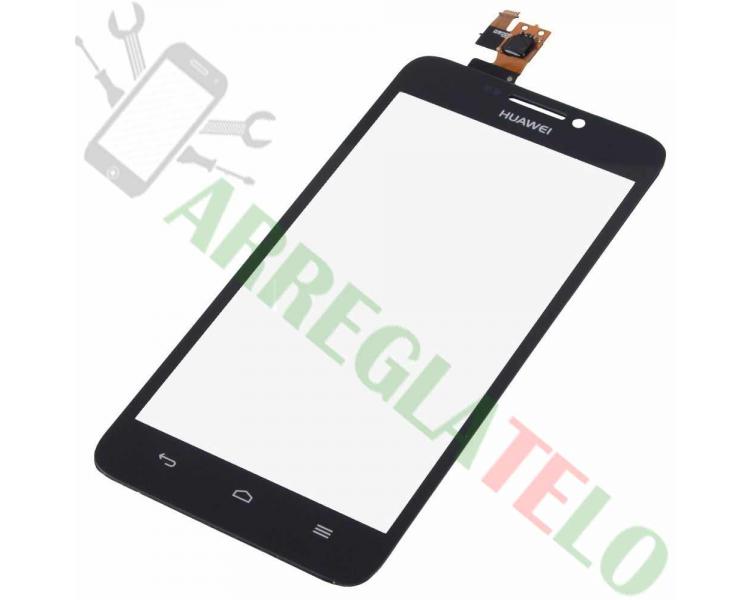 Bildschrim Touchscreen Glass für Huawei Ascend G630 Schwarz Huawei - 1