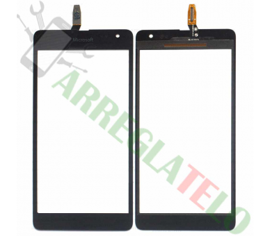 Touch Screen Digitizer for Nokia Lumia 535 | Color Black Nokia - 1