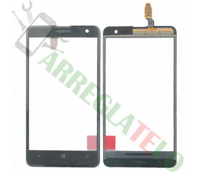 Bildschrim Touchscreen Glass für Nokia Lumia 625 Schwarz Nokia - 1