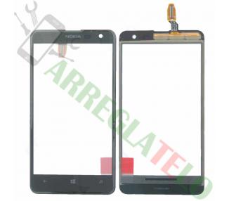 Touch Digitizer Vetro per Nokia Lumia 625 Nero Nokia - 1