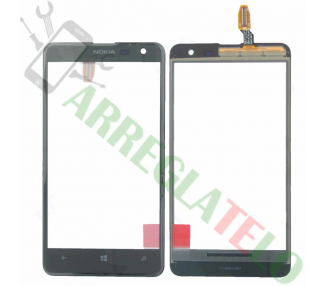 Vitre Ecran Tactile pour Nokia Lumia 625 Noir Nokia - 1