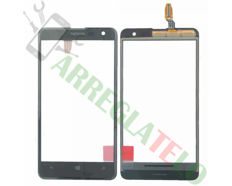 Touch Screen Digitizer for Nokia Lumia 625 | Color Black Nokia - 1