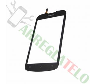 Touch Screen Digitizer for Huawei Ascend G300 U8815 U8818   Color Black