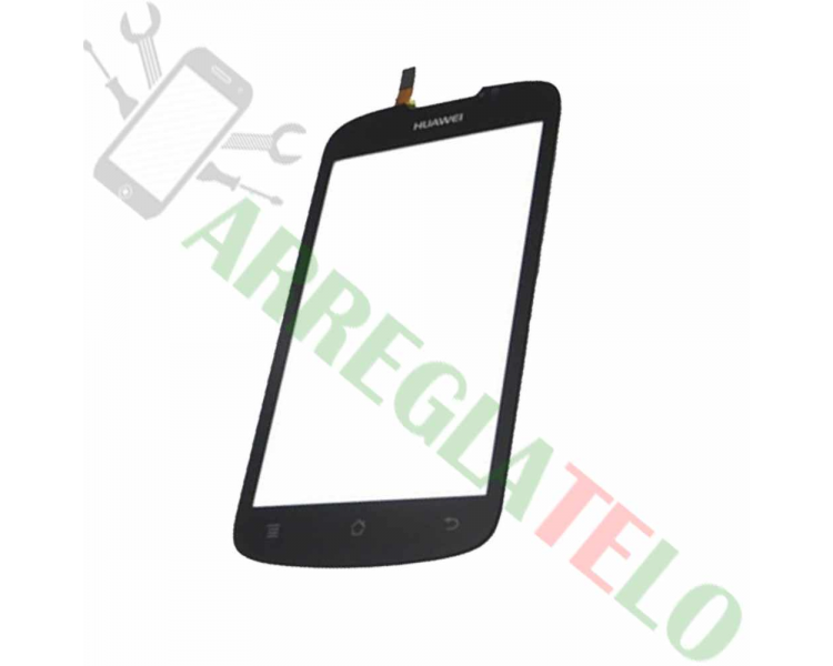 Touch Screen Digitizer for Huawei Ascend G300 U8815 U8818 | Color Black Huawei - 1