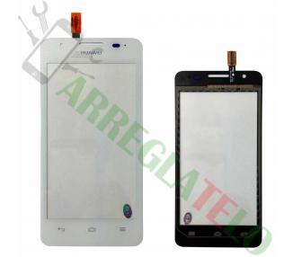 Huawei Ascend Orange Daytona G510 U8951 - Pantalla Tactil Digitalizador Blanca