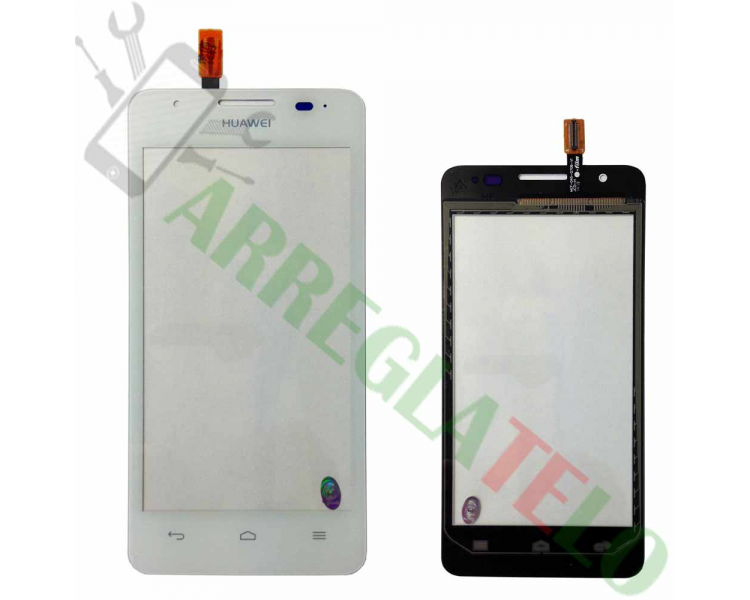 Bildschrim Touchscreen Glass für Huawei Ascend Orange Daytona G510 U8951 Huawei - 1