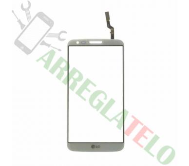 Bildschrim Touchscreen Glass für LG G2 D802 D805 Weiß LG - 1