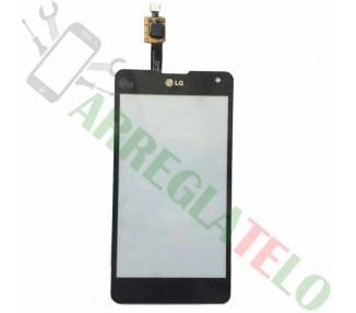 LG Optimus G E975 E973 E977 E971 - Pantalla Tactil Digitalizador Negra