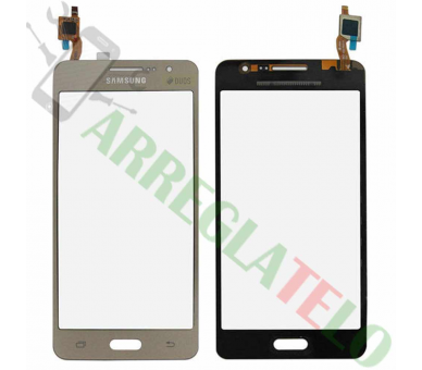 Touch Screen Digitizer for Samsung Galaxy Grand Prime G530 G530F | Color Gold ULTRA+ - 1
