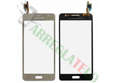 Pantalla Tactil para Samsung Galaxy Grand Prime G530 G530F Dorado Dorada ULTRA+ - 1