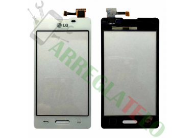 Pantalla Tactil Digitalizador para LG Optimus L5 II E450 E460 Blanco Blanca LG - 1
