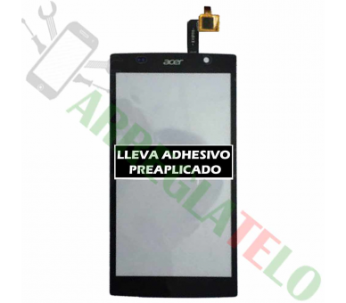 Touch Screen Digitizer for Acer Liquid Z500 | Color Black Acer - 1
