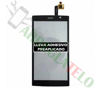 Acer Liquid Z500 - Pantalla Tactil Digitalizador Negra