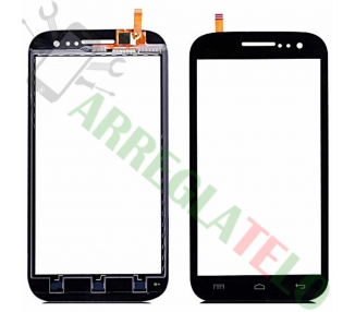 Touch Screen Digitizer for Wiko Cink Five   Color Black