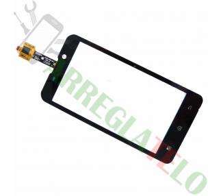"""Pantalla Tactil Digitalizador para BQ Aquaris 4,5 4.5 Negro Negra"""" _ - 1"""