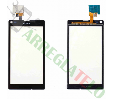 Touch Screen Digitizer for Sony Xperia L S36H C2104 C2105 | Color Black Sony - 1