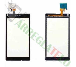 Pantalla Tactil Digitalizador para Sony Xperia L S36H C2104 C2105 Negro Negra Sony - 1